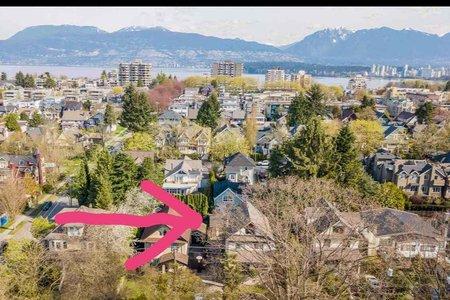 R2255857 - 2375 W 7TH AVENUE, Kitsilano, Vancouver, BC - House/Single Family