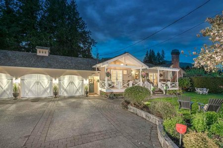 R2255949 - 4953 WATER LANE, Olde Caulfeild, West Vancouver, BC - House/Single Family