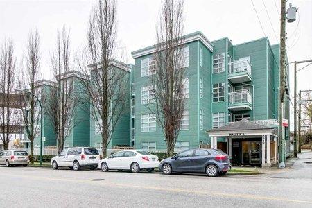 R2256014 - 402 8989 HUDSON STREET, Marpole, Vancouver, BC - Apartment Unit