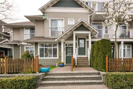 R2256108 - 55 6300 LONDON ROAD, Steveston South, Richmond, BC - Townhouse