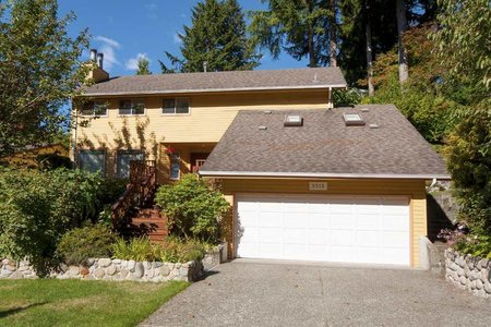 R2256531 - 3515 FAIRMONT ROAD, Edgemont, North Vancouver, BC - House/Single Family