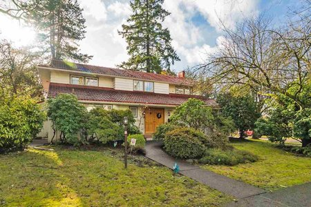 R2256535 - 1592 NANTON AVENUE, Shaughnessy, Vancouver, BC - House/Single Family