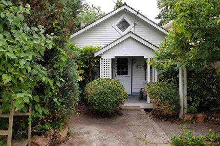 R2256551 - 873 MAPLE STREET, White Rock, White Rock, BC - House/Single Family