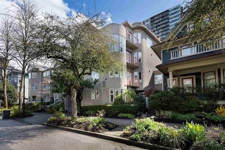 R2256556 - 1046 NICOLA STREET, West End VW, Vancouver, BC - Apartment Unit