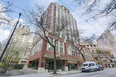 R2256638 - 808 819 HAMILTON STREET, Downtown VW, Vancouver, BC - Apartment Unit