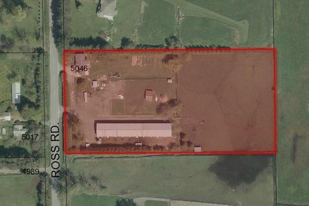 R2256995 - 5046 ROSS ROAD, Bradner, Abbotsford, BC - House with Acreage