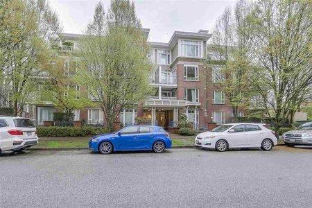R2257020 - 308 2628 YEW STREET, Kitsilano, Vancouver, BC - Apartment Unit
