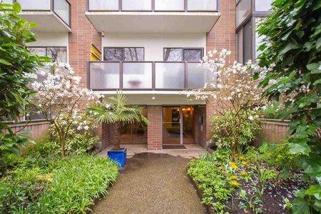 R2257069 - 207 1535 NELSON STREET, West End VW, Vancouver, BC - Apartment Unit