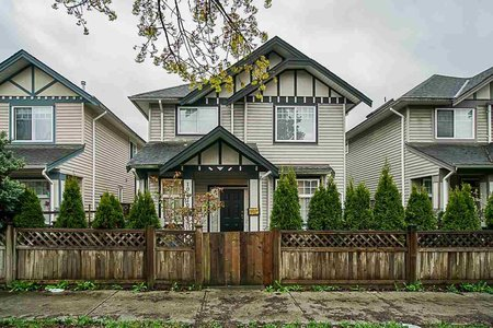 R2257230 - 10120 CAMBIE ROAD, West Cambie, Richmond, BC - House/Single Family