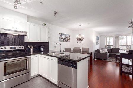 R2257241 - 205 4550 FRASER STREET, Fraser VE, Vancouver, BC - Apartment Unit