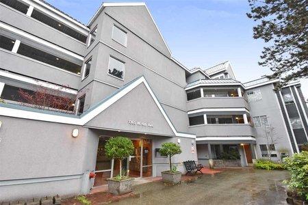 R2257245 - 106 1365 W 4TH AVENUE, False Creek, Vancouver, BC - Apartment Unit