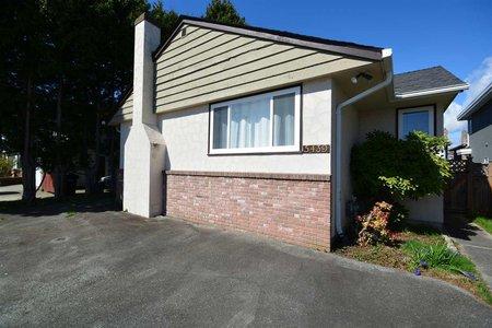 R2257289 - 5439 MAPLE ROAD, Lackner, Richmond, BC - House/Single Family