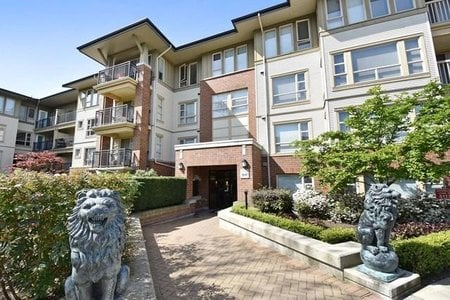 R2257395 - 6406 5117 GARDEN CITY ROAD, Brighouse, Richmond, BC - Apartment Unit