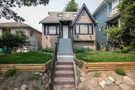 R2257459 - 1569 E 12TH AVENUE, Grandview VE, Vancouver, BC - House with Acreage