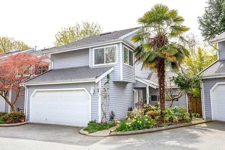 R2257474 - 3614 HANDEL AVENUE, Champlain Heights, Vancouver, BC - Townhouse