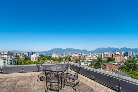 R2257596 - 206 1445 MARPOLE AVENUE, Fairview VW, Vancouver, BC - Apartment Unit