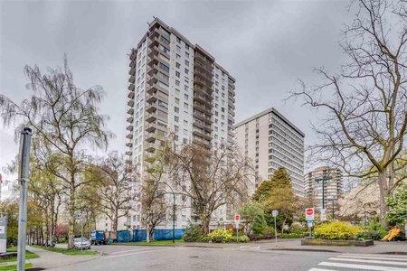 R2257633 - 903 1251 CARDERO STREET, West End VW, Vancouver, BC - Apartment Unit