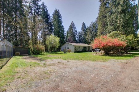 R2257639 - 22604 129 AVENUE, East Central, Maple Ridge, BC - House with Acreage