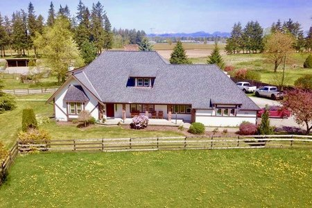 R2258061 - 27495 16 AVENUE, Otter District, Langley, BC - House with Acreage