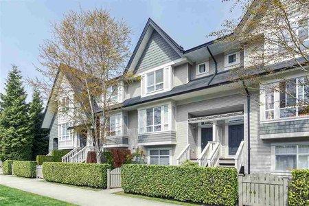 R2258063 - 72 9133 SILLS AVENUE, McLennan North, Richmond, BC - Townhouse