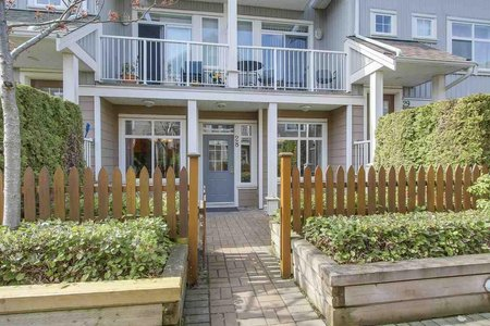R2258140 - 28 6300 LONDON ROAD, Steveston South, Richmond, BC - Townhouse