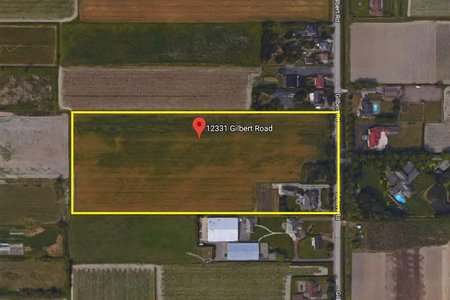 R2258167 - 12331 GILBERT ROAD, Gilmore, Richmond, BC - House with Acreage