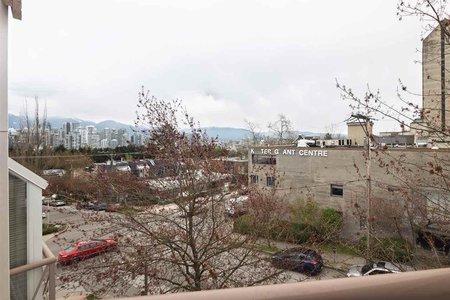 R2258307 - 311 910 W 8TH AVENUE, Fairview VW, Vancouver, BC - Apartment Unit