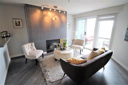 R2258342 - 408 8430 JELLICOE STREET, Fraserview VE, Vancouver, BC - Apartment Unit
