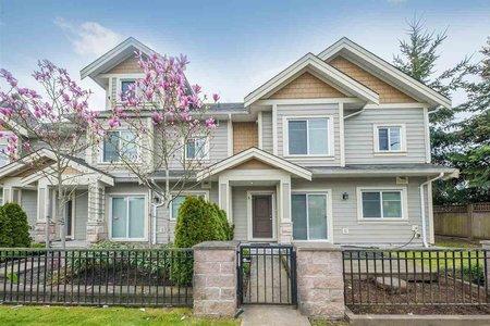 R2258351 - 3 5660 BLUNDELL ROAD, Lackner, Richmond, BC - Townhouse