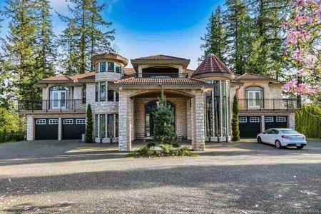 R2258475 - 13956 56 AVENUE, Panorama Ridge, Surrey, BC - House with Acreage
