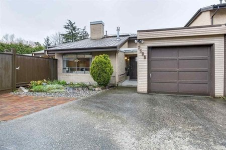 R2258574 - 7363 TOBA PLACE, Champlain Heights, Vancouver, BC - Townhouse