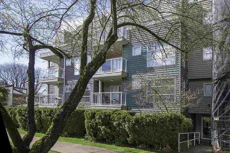 R2258613 - 102 2815 YEW STREET, Kitsilano, Vancouver, BC - Apartment Unit