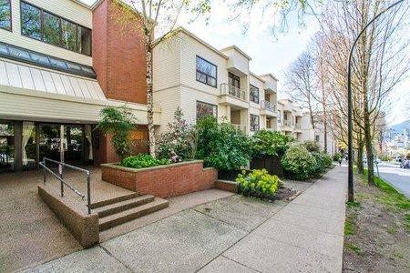 R2258783 - 401 1350 COMOX STREET, West End VW, Vancouver, BC - Apartment Unit