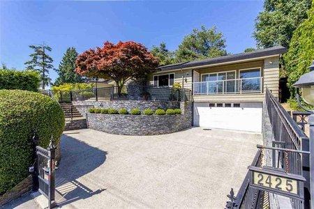R2258981 - 2425 SW MARINE DRIVE, S.W. Marine, Vancouver, BC - House/Single Family