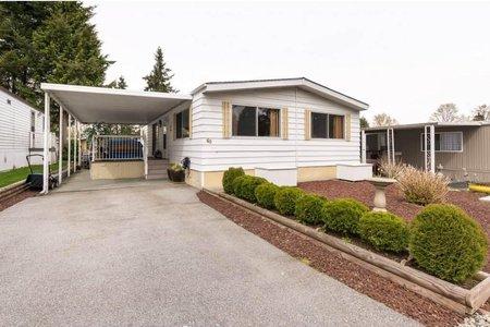 R2259235 - 60 7850 KING GEORGE BOULEVARD, East Newton, Surrey, BC - Manufactured