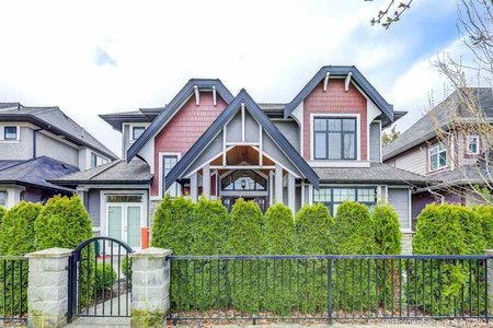 R2259267 - 6768 BLUNDELL ROAD, Woodwards, Richmond, BC - House/Single Family