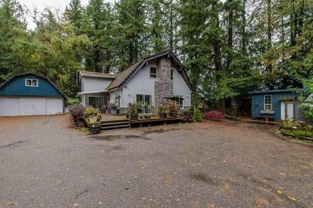 R2259565 - 1843 264 STREET, Otter District, Langley, BC - House with Acreage