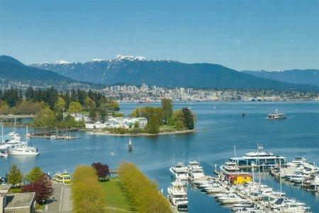 R2259600 - 1303 1616 BAYSHORE DRIVE, Coal Harbour, Vancouver, BC - Apartment Unit