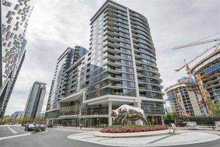 R2259683 - 521 68 SMITHE STREET, Downtown VW, Vancouver, BC - Apartment Unit