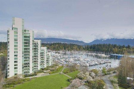 R2259752 - 1201 1650 BAYSHORE DRIVE, Coal Harbour, Vancouver, BC - Apartment Unit