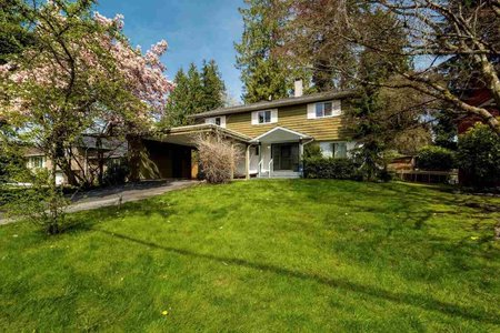R2259811 - 2760 HOSKINS ROAD, Westlynn Terrace, North Vancouver, BC - House/Single Family