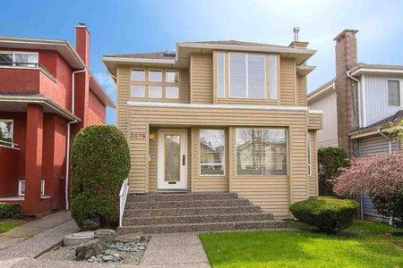 R2259976 - 3278 W 10TH AVENUE, Kitsilano, Vancouver, BC - House/Single Family