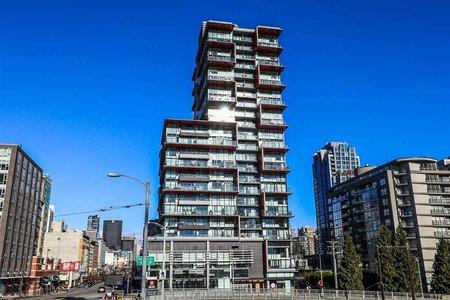 R2260038 - 1802 1325 ROLSTON STREET, Downtown VW, Vancouver, BC - Apartment Unit