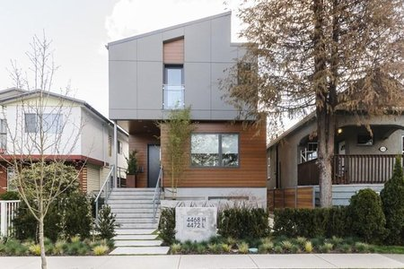 R2260059 - 4468 ONTARIO STREET, Main, Vancouver, BC - House/Single Family