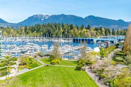 R2260310 - 603 1680 BAYSHORE DRIVE, Coal Harbour, Vancouver, BC - Apartment Unit