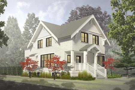 R2260313 - 2595 W 14TH AVENUE, Kitsilano, Vancouver, BC - House/Single Family