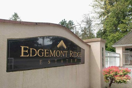 R2260352 - 1 2425 EDGEMONT BOULEVARD, Hamilton, North Vancouver, BC - Townhouse