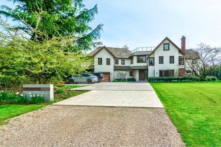 R2260433 - 3350 W 55TH AVENUE, Southlands, Vancouver, BC - House/Single Family