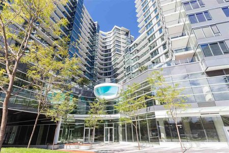 R2260640 - 855 38 SMITHE STREET, Downtown VW, Vancouver, BC - Apartment Unit