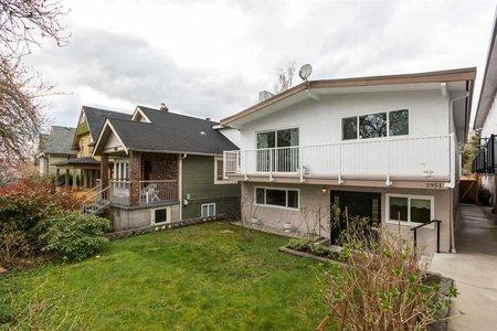R2260744 - 1951 E 3RD AVENUE, Grandview VE, Vancouver, BC - House/Single Family
